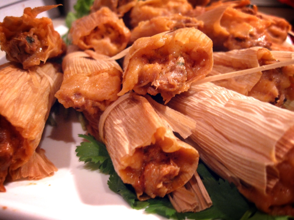It's time for TAMALES! (1/6)