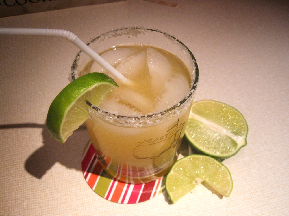 Best Margarita EVER! (3/3)